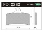 Newfren Brake Pads Aprilia RS4 50 / Derbi GPR 50