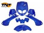 TNT Bodyworkset Peugeot Blue MetallicTKR