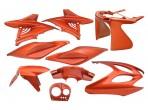 Bodyset Orange Metallic Yamaha Aerox