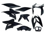 Bodyset Black Metallic Yamaha Aerox