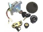 Ignition switch + Gas cap Yamaha Aerox