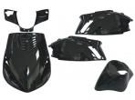 Bodyworkset Zip2000 Black