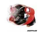 Doppler Powerfilter Red