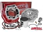 Airsal Cylinder Xtreme 80cc Derbi D50B0