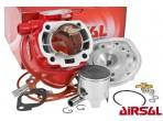 Airsal Xtreme Racing Cylinder 77cc Minarelli Horizontal LC