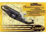 Laser exhaust Aprilia SR2000 Morini / Suzuki Katana