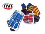 TNT Powerfilter Chroom met zwarte spons.