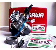 Dellorto 21mm Carburateurkit Honda MBX / NSR