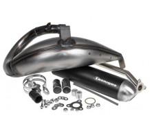 Tecnigas E-NOX-Steel Exhaust Malaguti XTM / Motorhispania RYZ / Yamaha DT50R